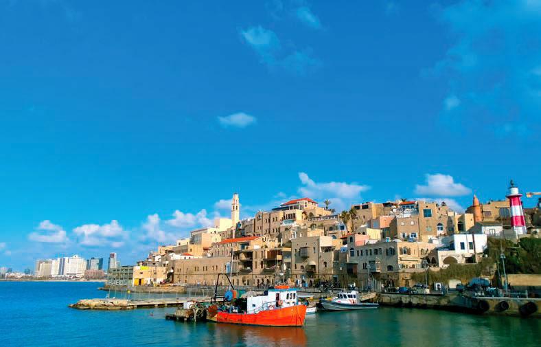 Yafa Limanı